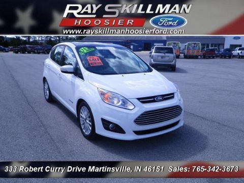 Certified Used Ford C-Max Hybrid 5dr HB SEL