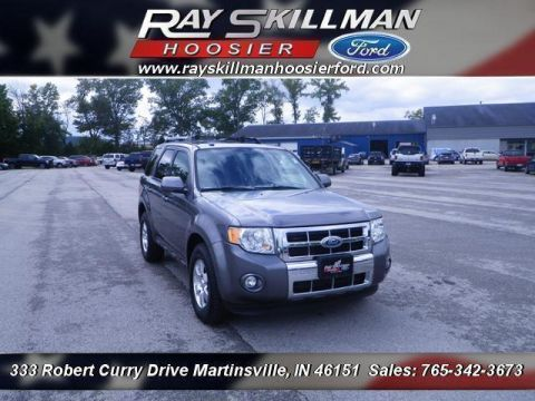 Used Ford Escape FWD 4dr V6 Auto Limited