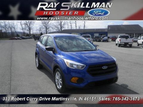 New Ford Escape S FWD