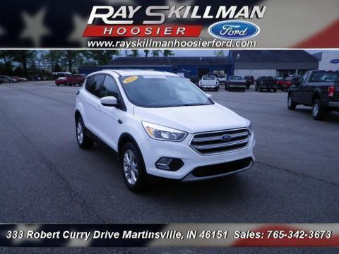 Certified Used Ford Escape SE 4WD