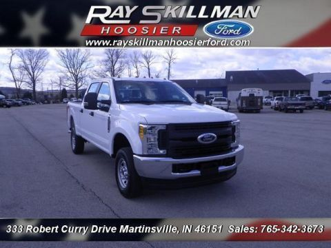 New Ford Super Duty F-250 SRW XL 4WD Crew Cab 6.75' Box