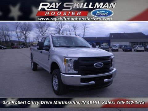 New Ford Super Duty F-250 SRW XL 4WD SuperCab 8' Box