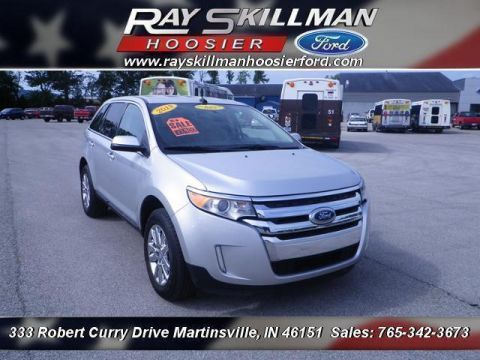Used Ford Edge 4dr Limited FWD